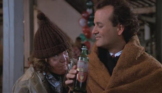 Scrooged (1988) 2