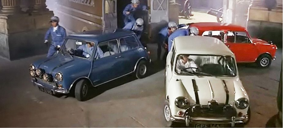 Movie Sequels We Never Got: The Italian Job 2
