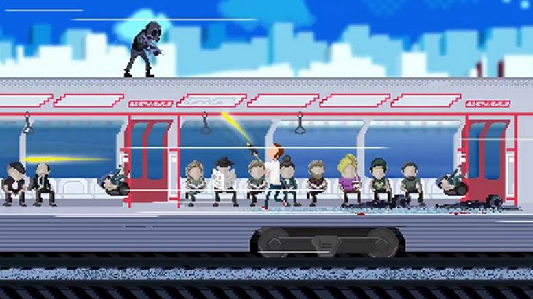 SPEED LIMIT TRAIN