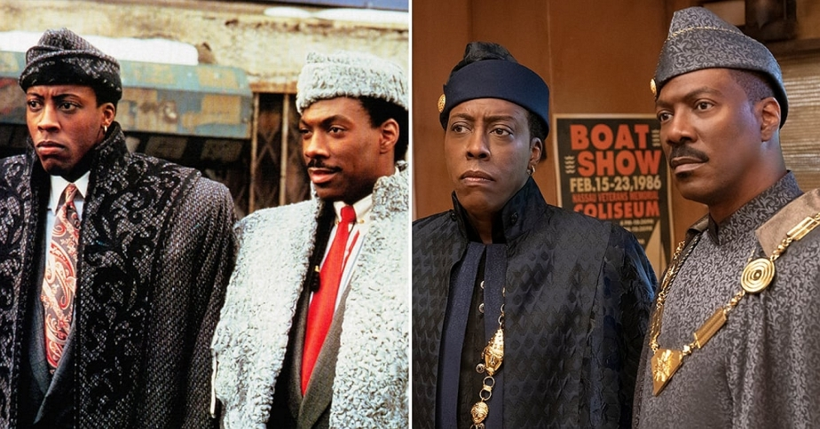 My Coming To America Sequel Pitch