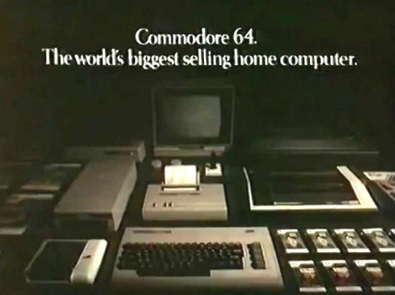 C64 AD