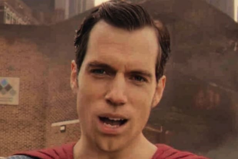 CAVILL CGI MOUTH 2