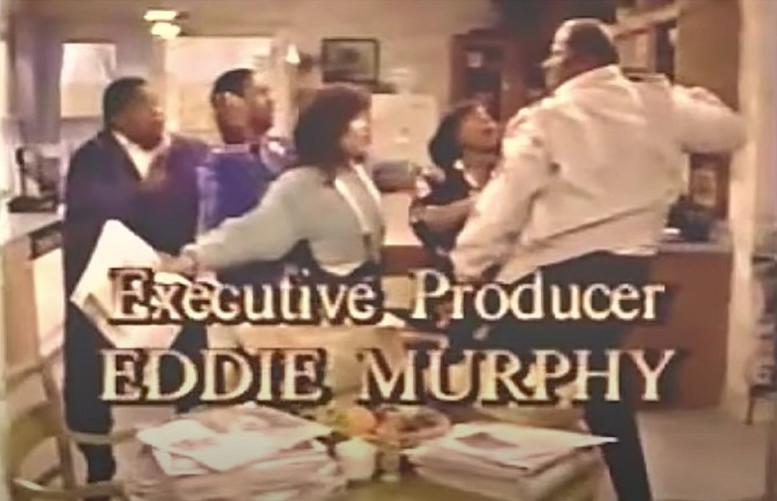 COMING TO AMERICA TV PILOT MURPHY PRODUCER