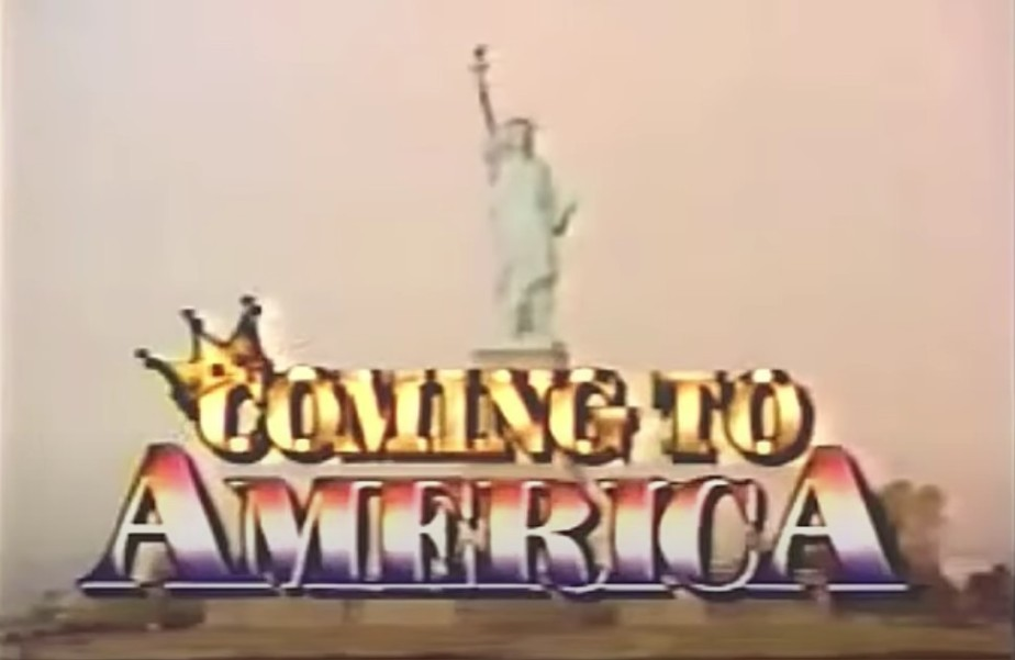 Coming To America… The TV Show?