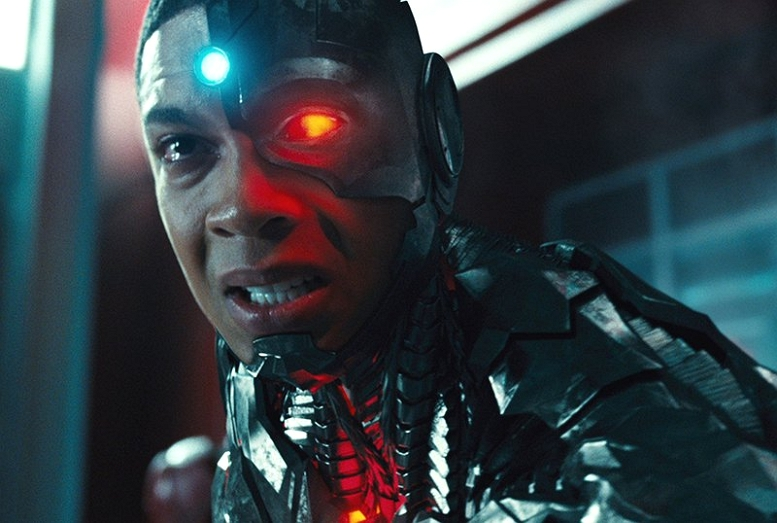 SNYDERS JUSTICE LEAGUE CYBORG