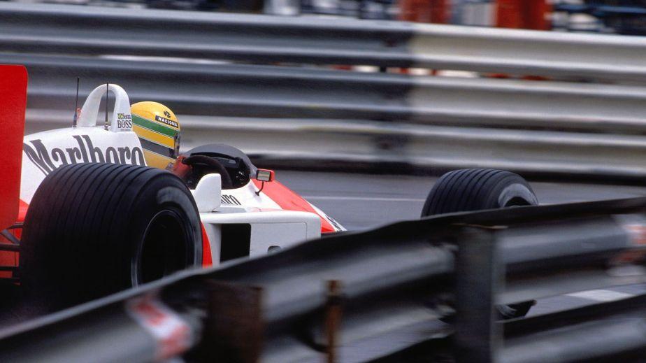 That Time Ayrton Senna Helped Make A VideoGame