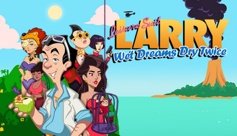 Game Review: Leisure Suit Larry: Wet Dreams DryTwice