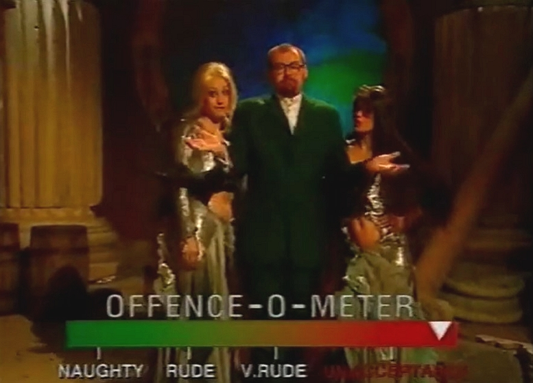 OFFENCE METER 2