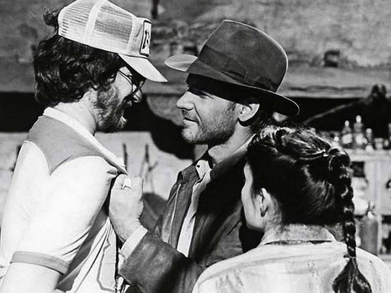 FORD AND SPIELBERG