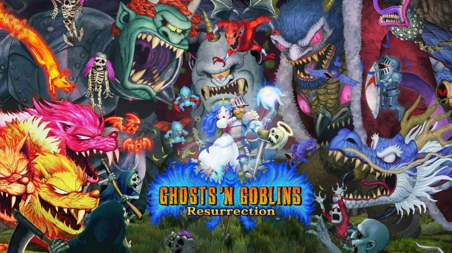 Game Review: Ghosts 'n GoblinsResurrection