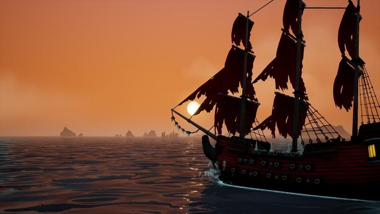 KING OF SEAS SHIP