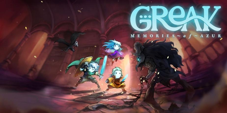 Game Review: Greak: Memories ofAzur