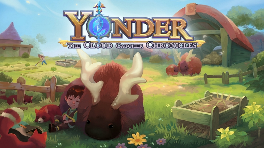 Game Review: Yonder: The Cloud CatcherChronicles