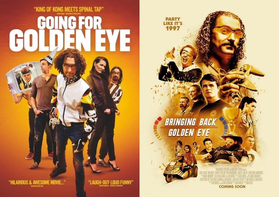 Movie Review: Going for Golden Eye -DoubleBill