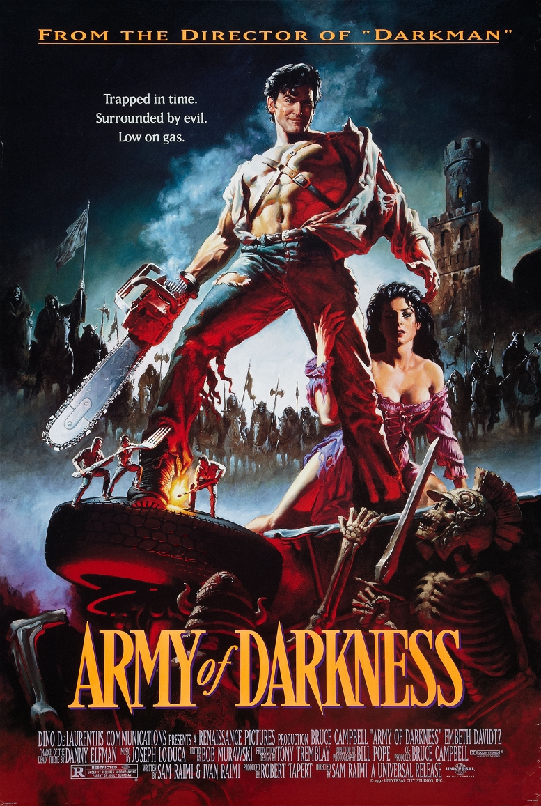 ARMY OF DARKNESS TITLE