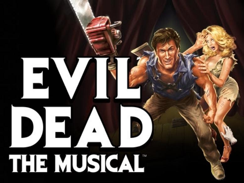EVIL DEAD MUSICAL TITLE