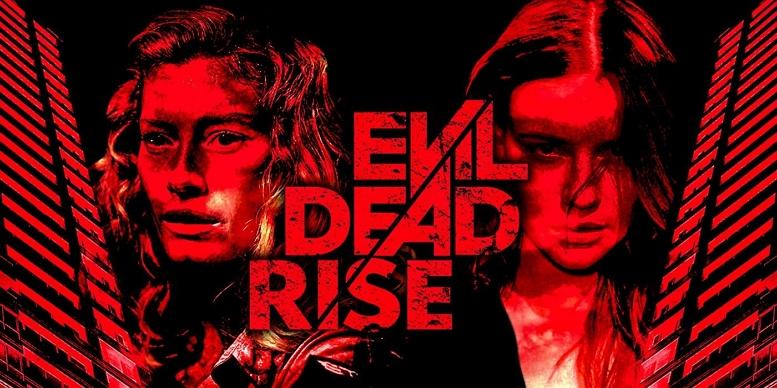 EVIL DEAD RISE TITLE