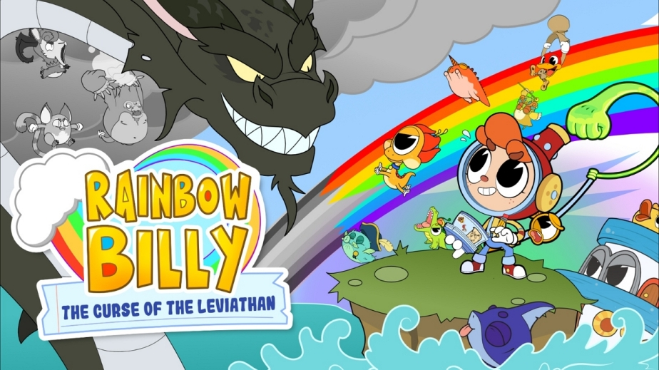 Game Review: Rainbow Billy: The Curse Of TheLeviathan
