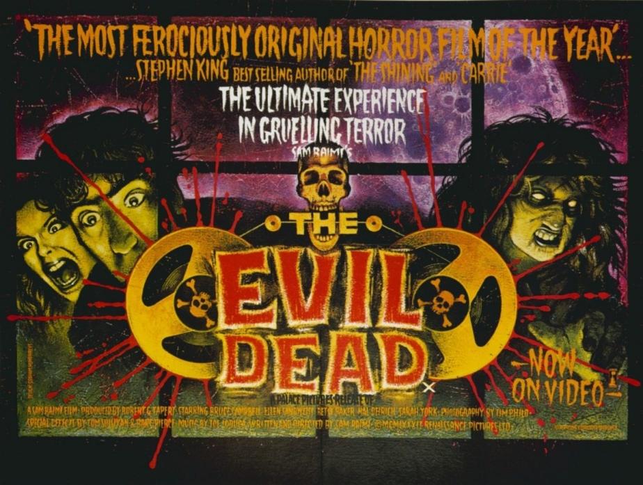 The Evil Dead At 40: MoviesRetrospective